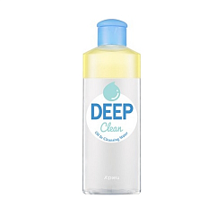 Двухфазное средство A'Pieu Deep Clean Oil In Cleansing Water, 165 мл