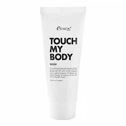 Молочный гель для душа, Esthetic House Touch My Body Goat Milk Body Wash (100 мл)