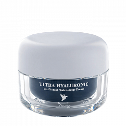 Увлажняющий омолаживающий крем, Esthetic House Ultra Hyaluronic Acid Bird's Nest Water-Drop Cream