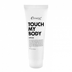 Лосьон для тела Esthetic House Touch My Body Goat Milk Body Lotion
